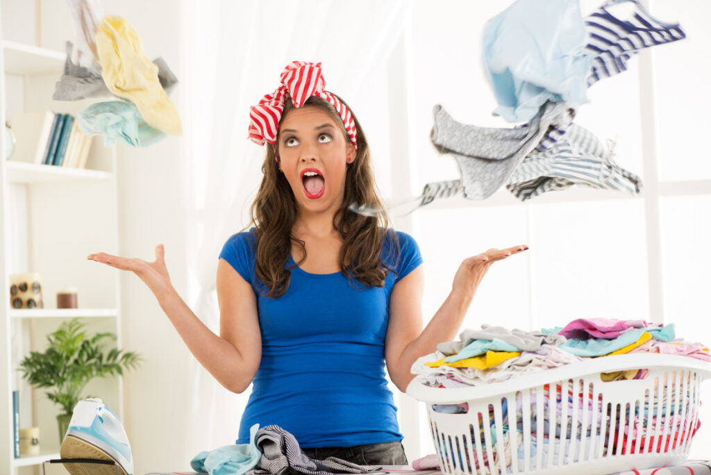 easy ironing tips